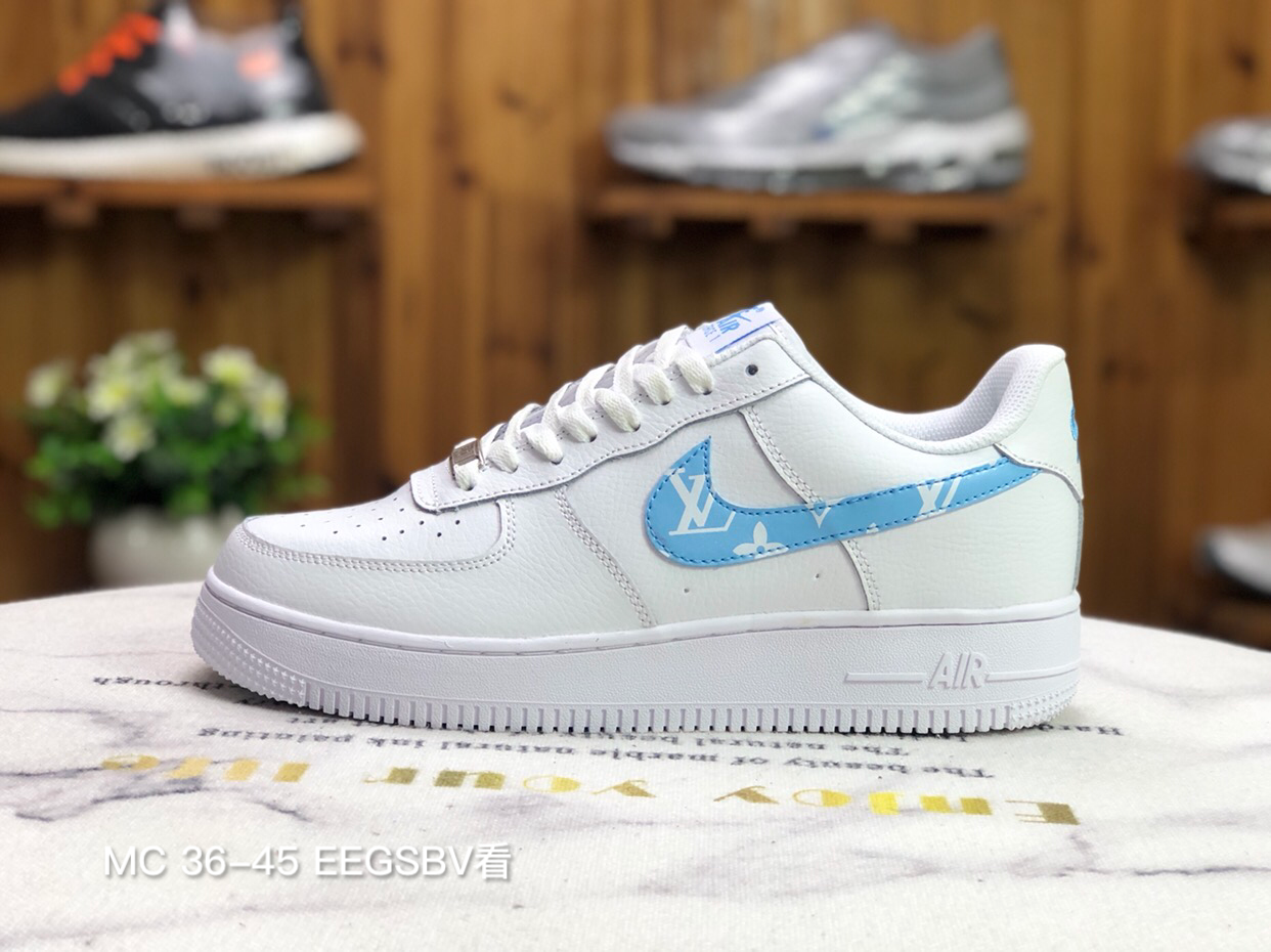 2021 Where To Buy Wholesale Cheap Nike Air Force 1 Upstep White Jade To Buy AH0287-215 - www.wholesaleflyknit.com