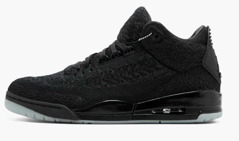 2021 Where To Buy Cheap Nike Air Jordan 3 Retro Flyknit Black Cat AQ1005-001 - www.wholesaleflyknit.com