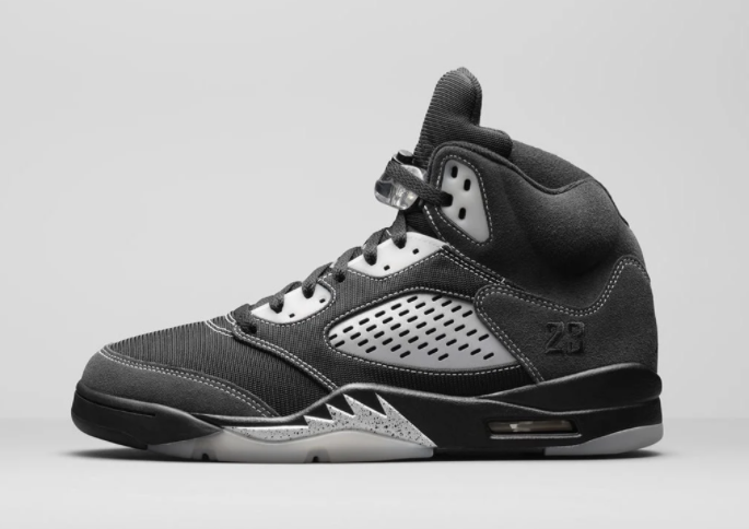 2021 Where To Buy Cheap Nike Air Jordan 5 Anthracite Wolf Grey-Clear-Black DB0731-001 - www.wholesaleflyknit.com