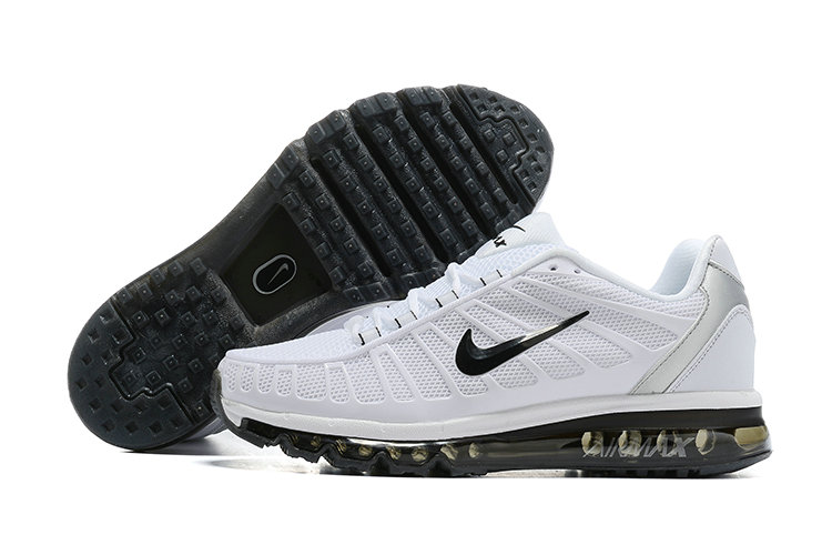 2021 Where To Buy Cheap Nike Air Max 2020 Rubber White Black - www.wholesaleflyknit.com
