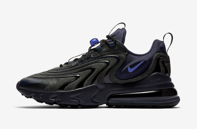 2021 Where To Buy Cheap Nike Air Max 270 React Black Purple - www.wholesaleflyknit.com
