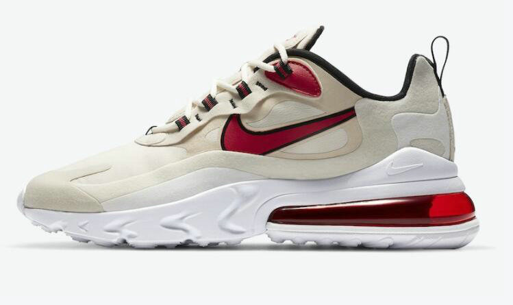 2021 Where To Buy Cheap Nike Air Max 270 React Orewood Brown CT1280-102 - www.wholesaleflyknit.com