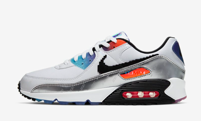 2021 Where To Buy Cheap Nike Air Max 90 have A Good Game DC0835-101 - www.wholesaleflyknit.com