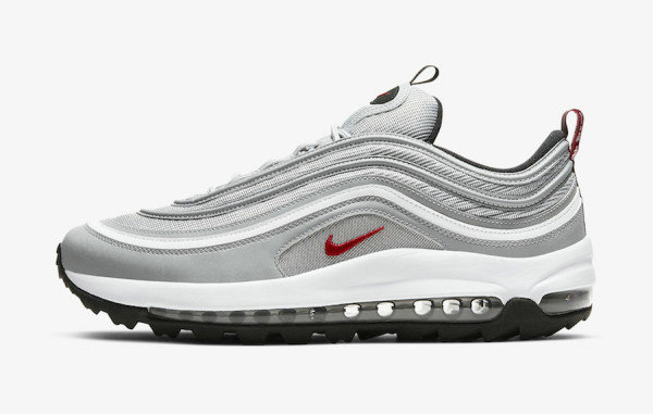 2021 Where To Buy Cheap Nike Air Max 97 Golf Silver Bullet CI7538-001 - www.wholesaleflyknit.com