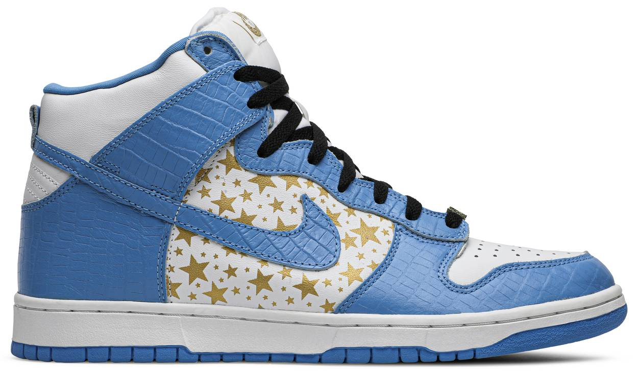 2021 Where To Buy Wholesale Cheap Nike Dunk High Pro SB Supreme Blue Stars 307385-141 - www.wholesaleflyknit.com