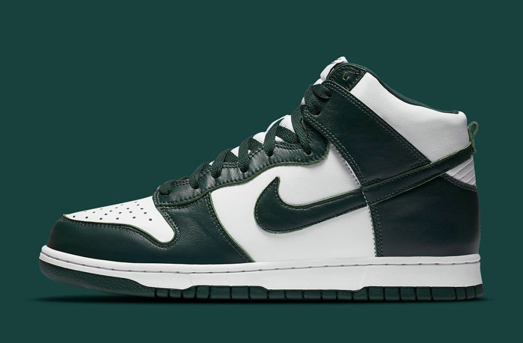 2021 Where To Buy Wholesale Cheap Nike Dunk High SP White Pro Green-Pro Green CZ8149-100 - www.wholesaleflyknit.com