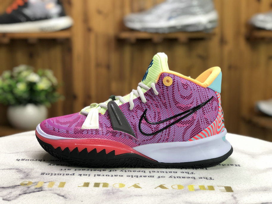 2021 Where To Buy Wholesale Cheap Nike Kyrie S2 Hybrid Purple Green Red Black CT1971-900 - www.wholesaleflyknit.com