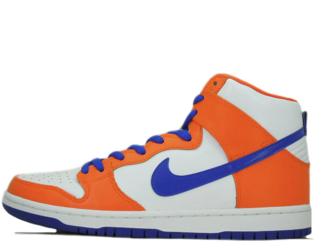 2021 Where To Buy Wholesale Cheap Nike SB Dunk High Danny Supa Safety Orange Hyper Blue White AH0471-841 - www.wholesaleflyknit.com