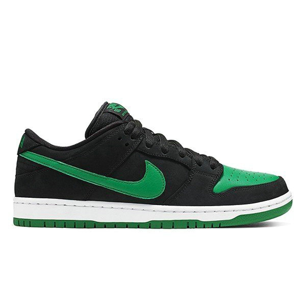 2021 Where To Buy Wholesale Cheap Nike SB Dunk Low Pro Black Pine Green BQ6817-005 - www.wholesaleflyknit.com