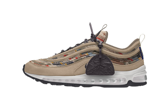 2021 Where To Buy Wholesale Cheap Pendleton Nike Air Max 97 By You Multi DC3494-991 - www.wholesaleflyknit.com