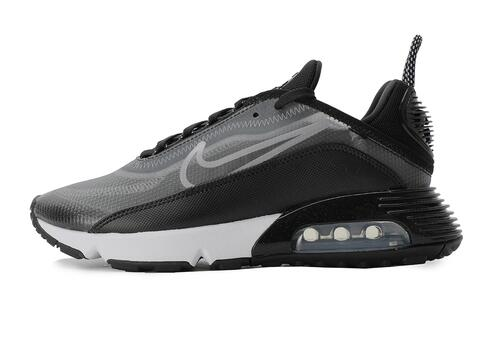2021 Where To Buy Cheap Womens Nike Air Max 2090 Black White CK2612-002 - www.wholesaleflyknit.com