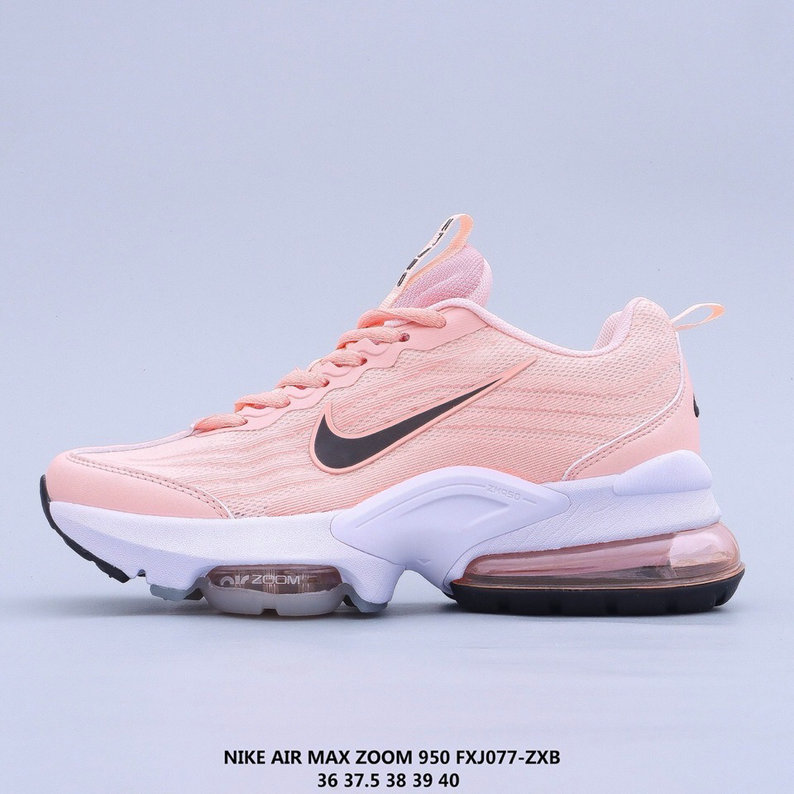 2021 Where To Buy Cheap Womens Nike Air Max 950 Pink Black White - www.wholesaleflyknit.com