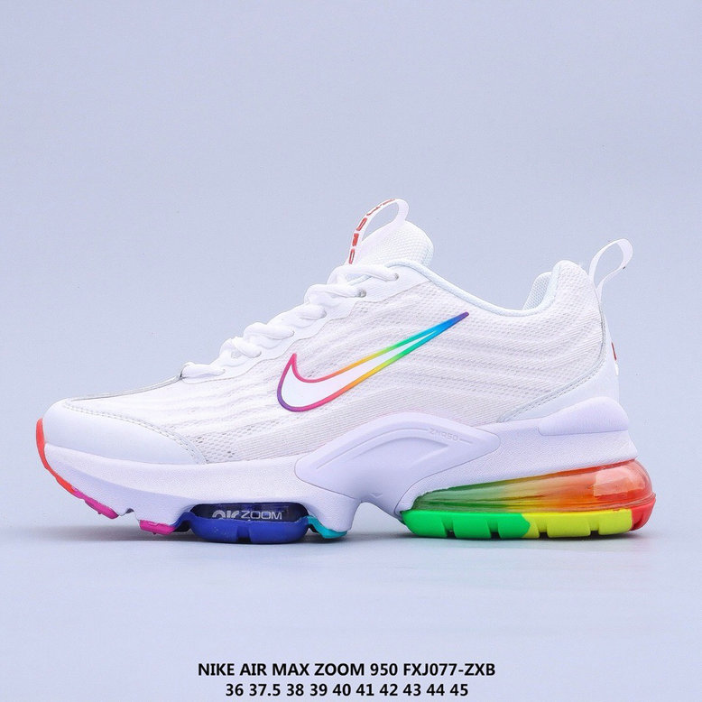 2021 Where To Buy Cheap Womens Nike Air Max 950 White Colorful - www.wholesaleflyknit.com