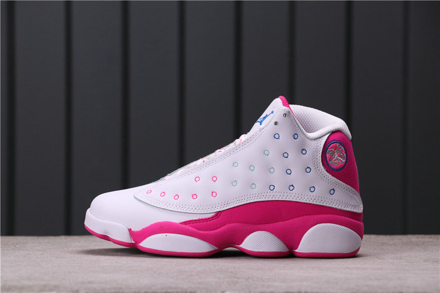 2021 Where To Buy Womens Wholesale Cheap Air Jordan 13 White Pink 439358-500 - www.wholesaleflyknit.com