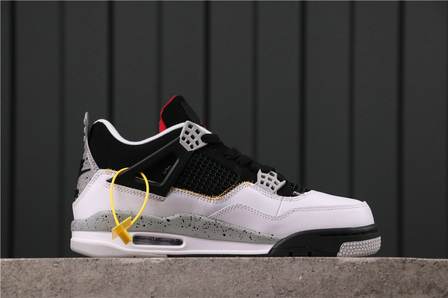 2021 Where To Buy Womens Wholesale Cheap Air Jordan 4 Retro Pure Money White Black 840606-316 - www.wholesaleflyknit.com