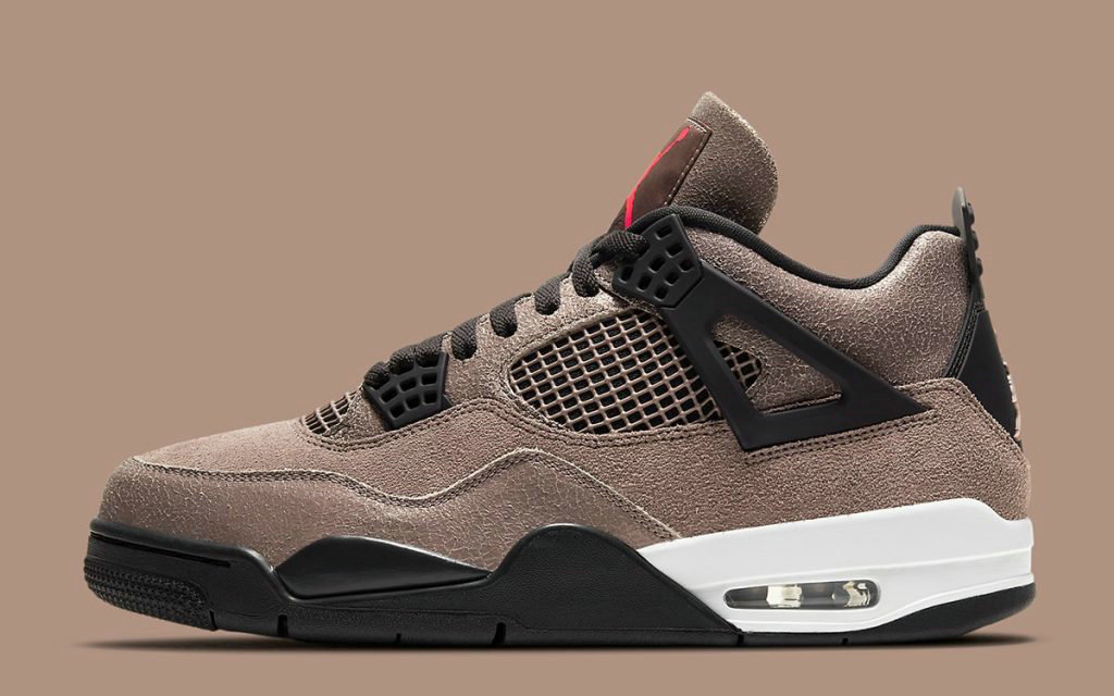 2021 Where To Buy Womens Wholesale Cheap Air Jordan 4 Taupe Haze Taupe Haze Oil Grey-Off White-Infrared 23 DJ6249-200 - www.wholesaleflyknit.com