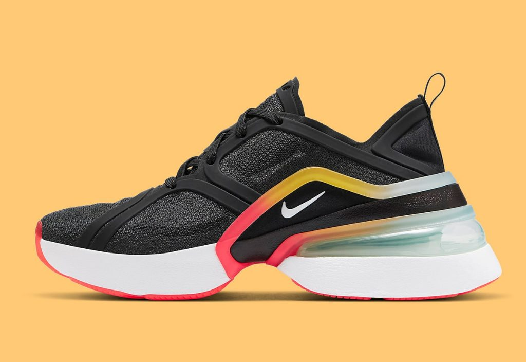 2021 Where To Buy Womens Wholesale Cheap Nike Air Max 270 XX Black White Bright Crimson CU9430-001 - www.wholesaleflyknit.com