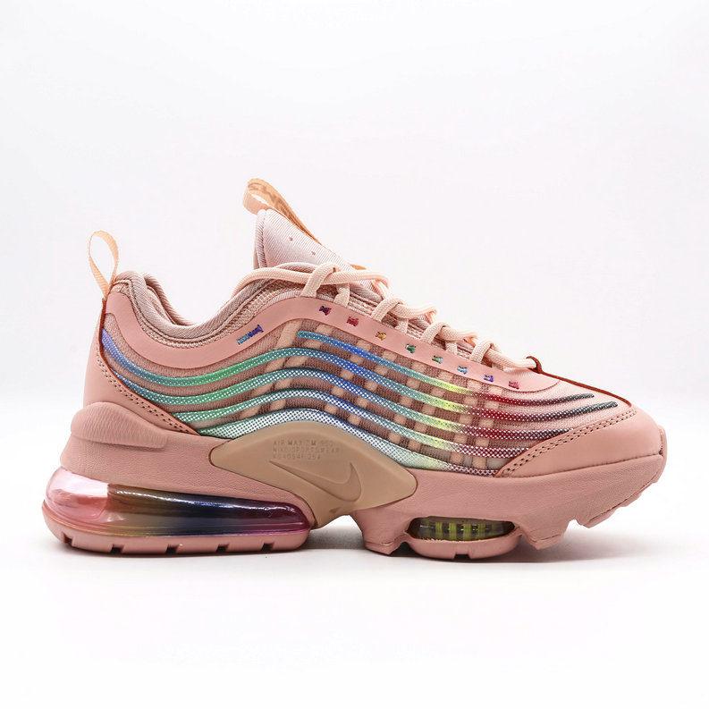 2021 Womens Wholesale Cheap Nike Air Max ZOOM 950 Rose Pink - www.wholesaleflyknit.com