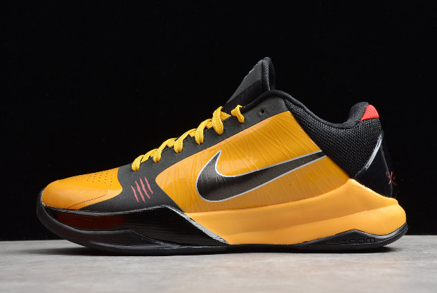 2021 Womens Wholesale Cheap Nike Zoom Kobe 5 Bruce Lee 386429-701 - www.wholesaleflyknit.com