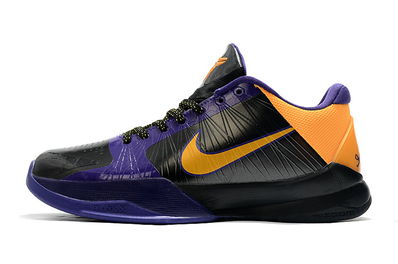 2021 Womens Wholesale Cheap Nike Zoom Kobe 5 Gold Blue Black - www.wholesaleflyknit.com