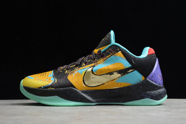 2021 Womens Wholesale Cheap Nike Zoom Kobe 5 Prelude 639691-700 - www.wholesaleflyknit.com