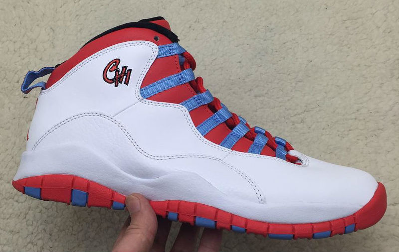 Wholesale Cheap Air Jordan 10 Chicago Flag White Light Crimosn-University Blue-Black - www.wholesaleflyknit.com