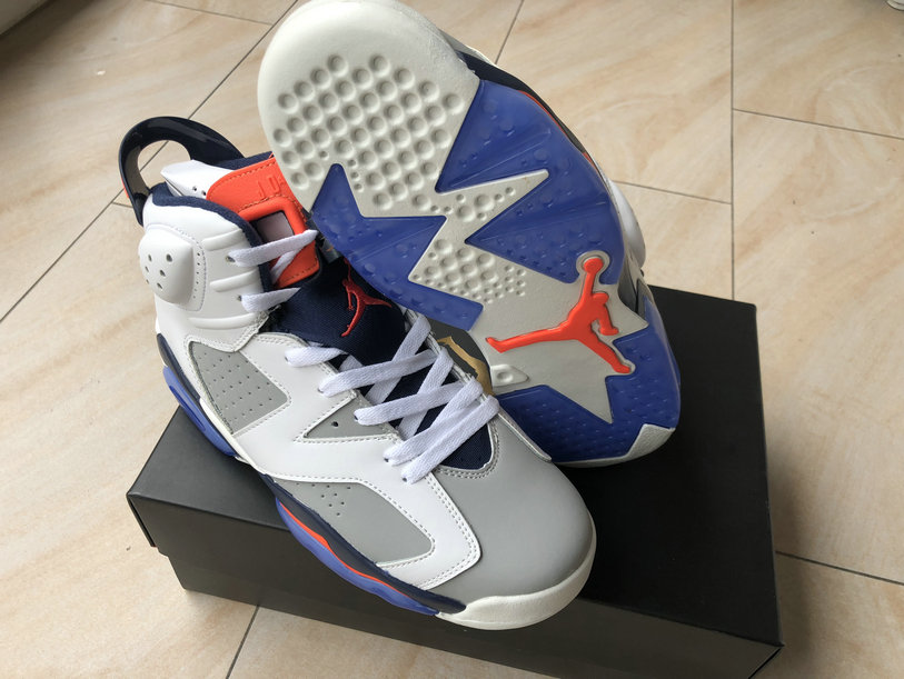 Cheap Wholesale Air Jordan 6 Tinker 384664-104 White Infrared 23-Neutral Grey-Sail - www.wholesaleflyknit.com