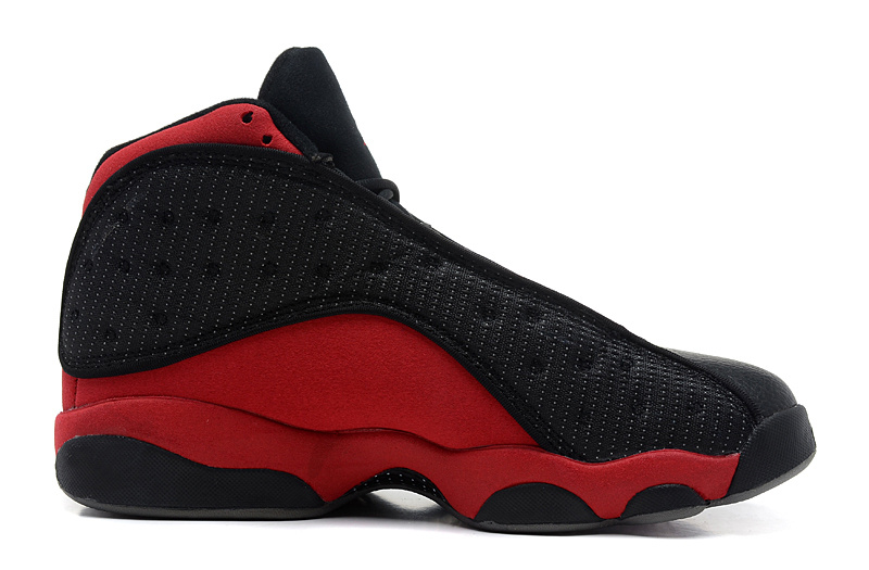 Wholesale Cheap Air Jordans 13 Retro Bred Black Varsity Red-White For Sale - www.wholesaleflyknit.com
