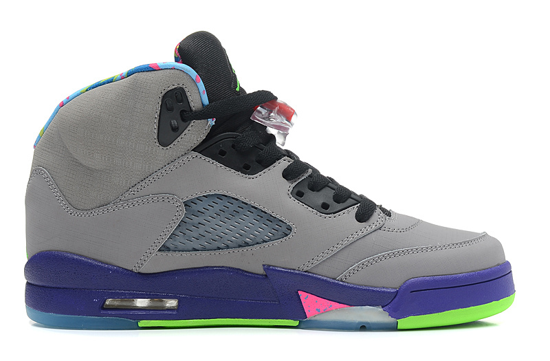 Wholesale Cheap Air Jordans 5 Retro Bel-Air Cool Grey Club Pink-Court Purple-Game Royal For Sale - www.wholesaleflyknit.com