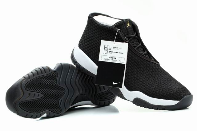 Wholesale Cheap Air Jordans Future Glow Black White For Sale - www.wholesaleflyknit.com