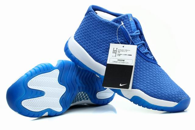 Wholesale Cheap Air Jordans Future Glow Royal For Sale - www.wholesaleflyknit.com