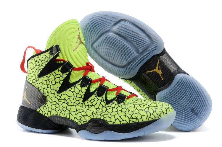 Wholesale Cheap Air Jordans XX8 SE All-Star PE Volt Metallic Gold-Black-Infrared 23 For Sale - www.wholesaleflyknit.com