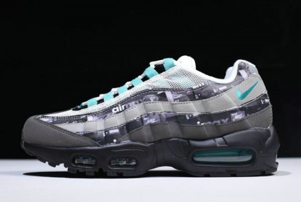 Cheap Wholesale Atmos x Nike Air Max 95 We Love Nike Black Clear Jade-Medium Ash-DK AQ0925-001 - www.wholesaleflyknit.com