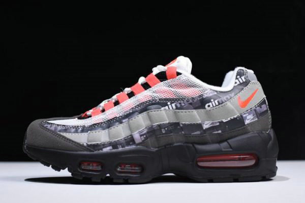 Cheap Wholesale Atmos x Nike Air Max 95 We Love Nike Black Safety Orange-Medium Ash-Dark Ash AQ0925-002 - www.wholesaleflyknit.com