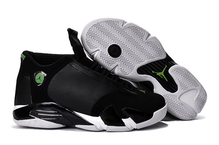 Wholesale Cheap Air Jordan 14 Indiglo Black White Shoes - www.wholesaleflyknit.com
