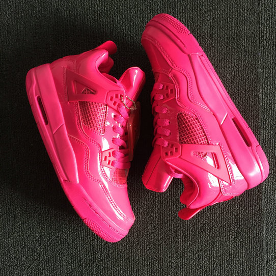 Cheap Air Jordan 4 GS Valentines Day 543390-009- www.wholesaleflyknit.com