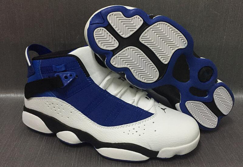 Wholesale Cheap Air Jordan Six Rings French Blue For Sale - www.wholesaleflyknit.com
