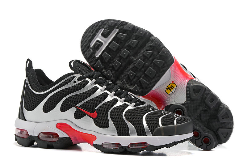 Wholesale Cheap Sale Nike Air Max TN Ultra Mens Pink Black White - www.wholesaleflyknit.com