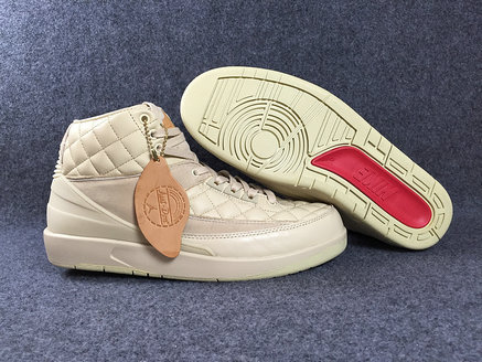 Wholesale Cheap Don C x Air Jordan 2 Beach - www.wholesaleflyknit.com