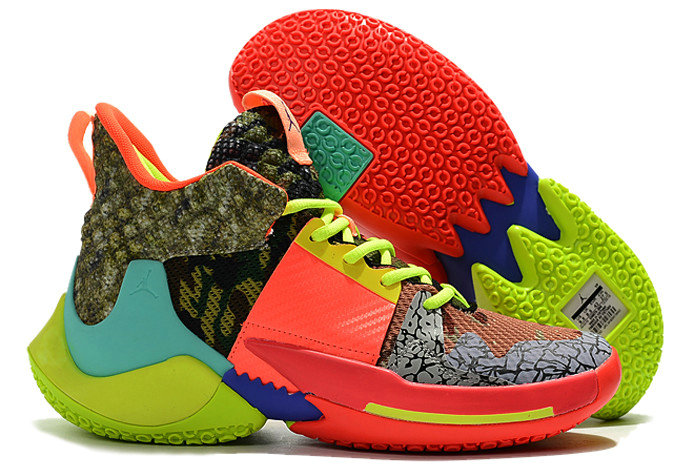 Cheapest Wholesale Jordan Why Not Zer0.2 All-Star Camo Green Hyper Turquoise-Volt-Infrared - www.wholesaleflyknit.com