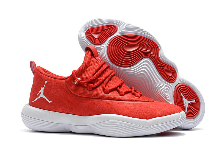 New 2018 Air Jordans Cheap Wholesale x Air Jordan Superfly 2017 Red White - www.wholesaleflyknit.com