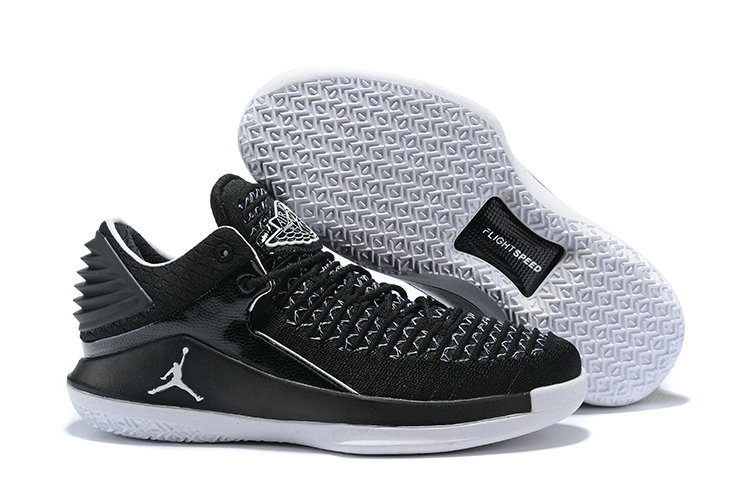 New 2018 Air Jordans Cheap Wholesale x Air Jordan XXX2 Black White - www.wholesaleflyknit.com