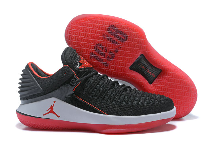 New 2018 Air Jordans Cheap Wholesale x Air Jordan XXX2 Red Black White - www.wholesaleflyknit.com