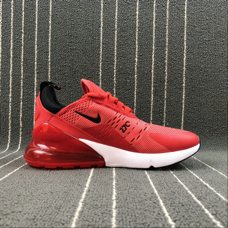 check out 85eb1 50026 Cheap Wholesale Nike AIR MAX 270 943345-600 University Red Black White On  www.