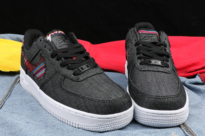 super popular a53f5 c92c2 Wholesale Cheap Nike Air Force 1 Cowboy national style Mens Red Black Grey  White - www