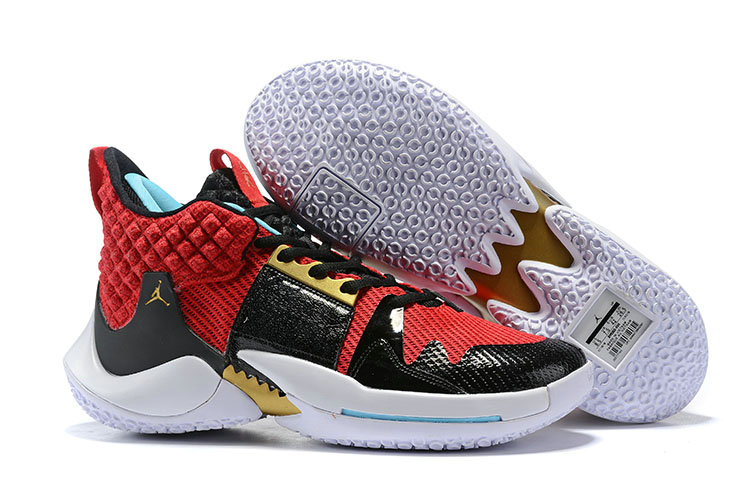 Cheapest Wholesale Nike Air Jordan Why Not Zer0.2 Chinese New Years - www.wholesaleflyknit.com