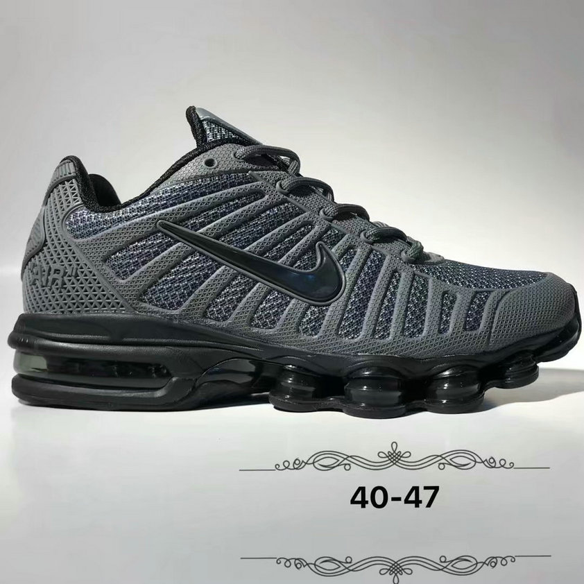 Wholesale Cheap Nike Air Max 2019 Cushion Mens Black Deep Grey-www.wholesaleflyknit.com