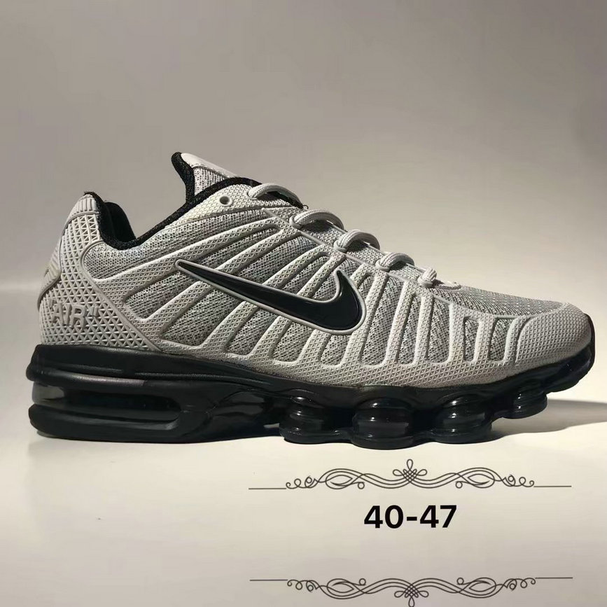 Wholesale Cheap Nike Air Max 2019 Cushion Mens Grey Black-www.wholesaleflyknit.com