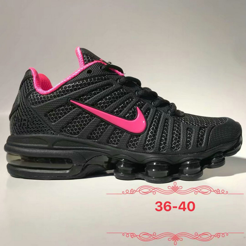 Wholesale Cheap Nike Air Max 2019 Cushion Womens Pink Black-www.wholesaleflyknit.com