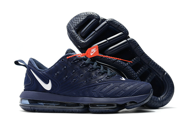 Wholesale Cheap Nike Air Max 2019 Mens Navy Blue White - www.wholesaleflyknit.com